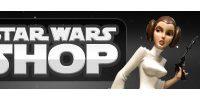 Star Wars Shop Closed