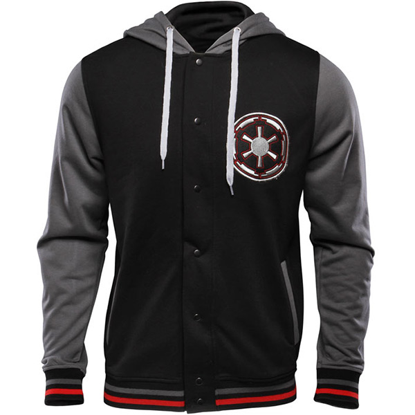 Star Wars Sith Letterman Jacket