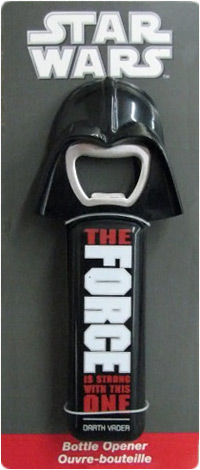 Star Wars The Force Bottle Opener