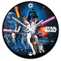 Star Wars Wall Clock