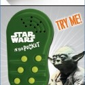 Yoda Talking Keychain