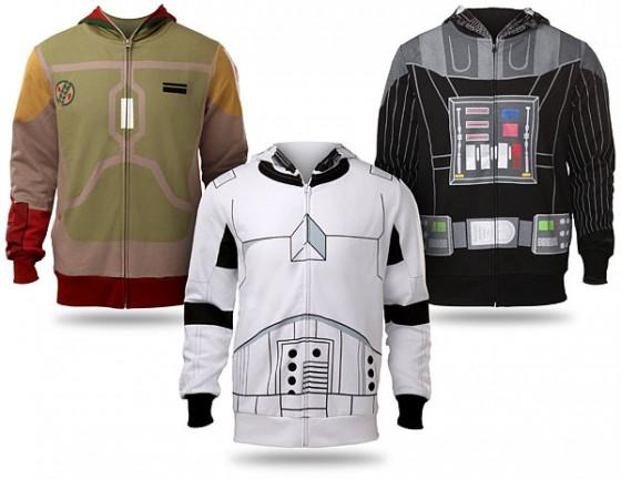 star wars costume hoodie
