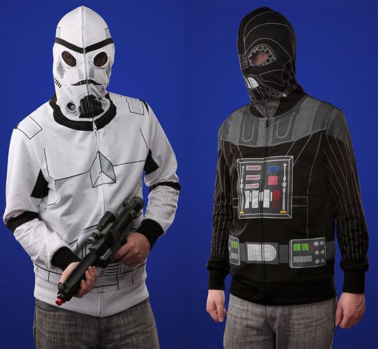 star wars costume hoodie trooper