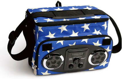 Starry AM/FM Cooler