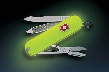 Stayglow The Glowing Swiss Army Knife