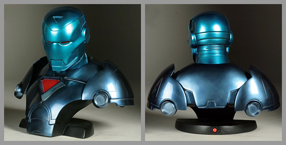 Stealth Iron Man Limited Edition Bust
