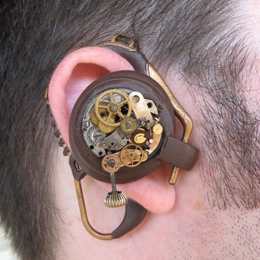 Steampunk Headset