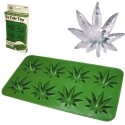Marijuana Leaf Ice Cube Tray