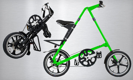 Strida LT Foldable Bicycle