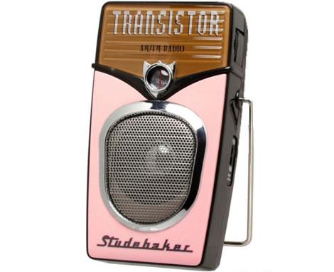Studebaker Portable Stereo
