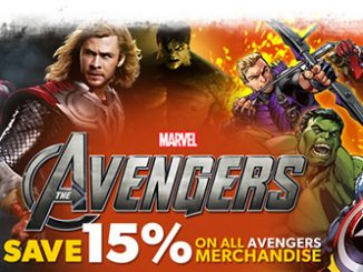 Stylin Online Marvel Avengers Sale