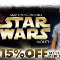 Stylin' Online Star Wars Sale