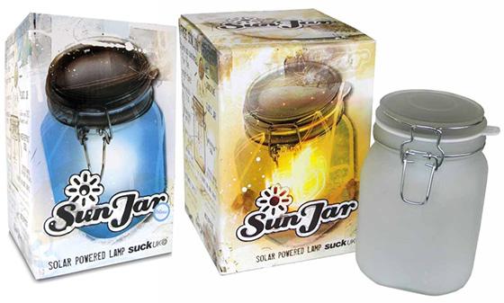 Sun and Moon Jars