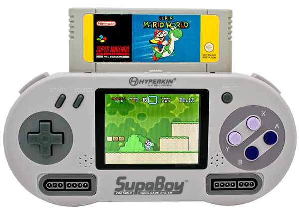 SupaBoy Video Game System