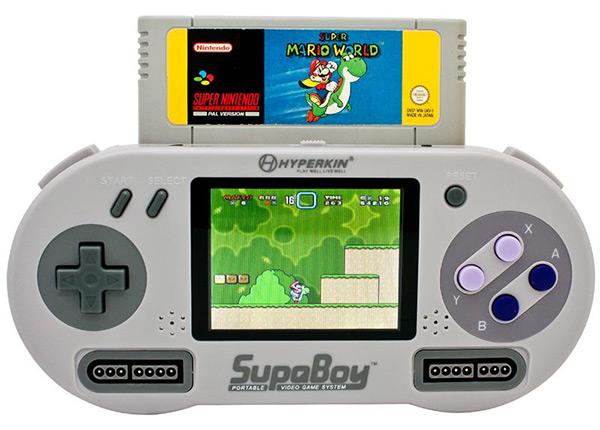 SupaBoy Video Game System