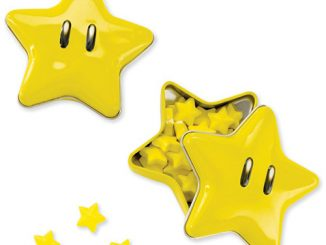 Super Mario Brothers Star Candy