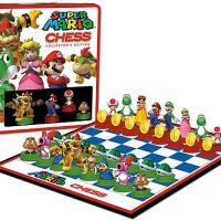 Super Mario Collector's Edition Chess