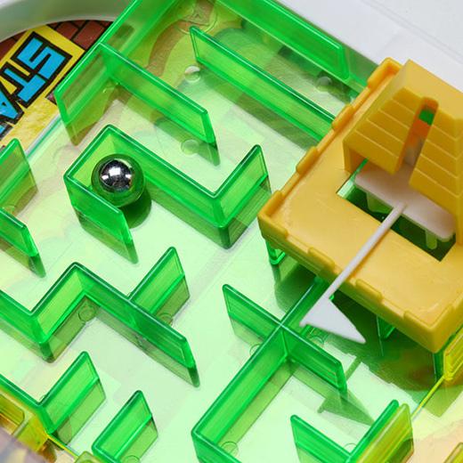 Super Mario Marble Maze Game
