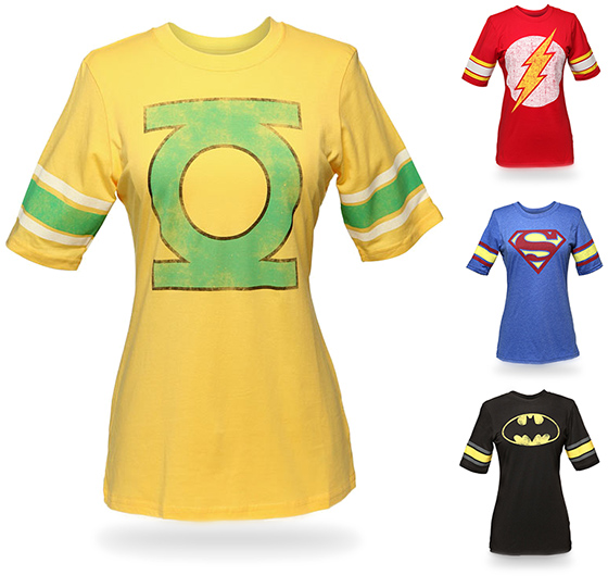 Women's Superhero T-Shirts