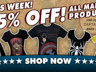 SuperheroStuff.com 15% off All Marvel and Star Wars Products