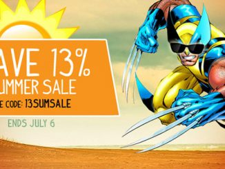SuperHeroStuff Summer Sale Coupon Code