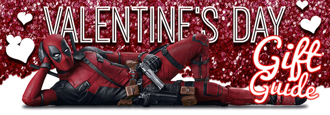 SuperHeroStuff Valentines Day Gift Guide