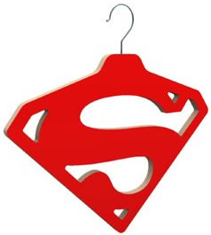 Superman Hanger