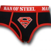Superman Man of Steel Underwear