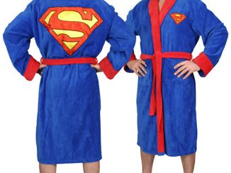 Superman Bathrobe