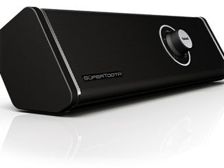 SuperTooth Disco Bluetooth Speaker