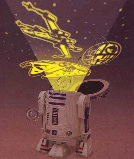 R2-D2 Night Projector