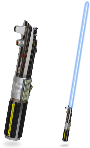Star Wars Lightsaber with Removable Blade