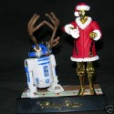 Star Wars Holiday Edition R2-D2 and C-3PO