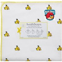Swaddle Designs Angry Birds Baby Blankets
