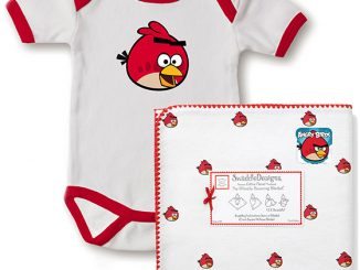 Swaddle Designs Angry Birds Baby Products