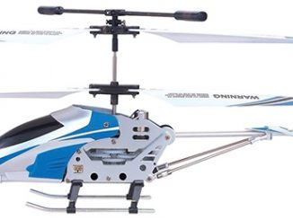 Swann Micro Lightning RC Helicopter