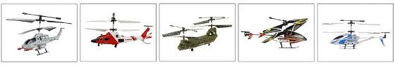 Swann Remote Control Helicopters