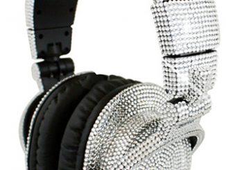 Swarovski DJ Headphones