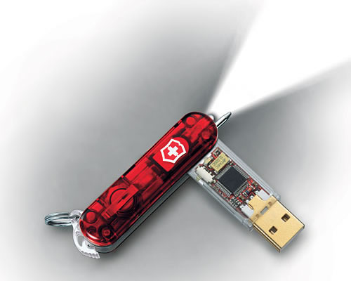 16gb Swiss Army Knife Usb Drive