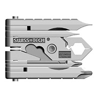 Swiss+Tech MMCSSS Micro-Max Keychain Multitool