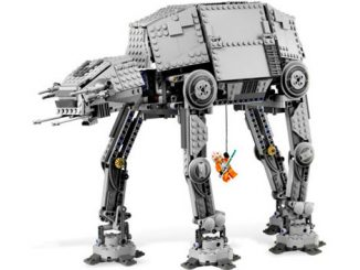 LEGO's Ultimate Collectors Motorized Walking AT-AT