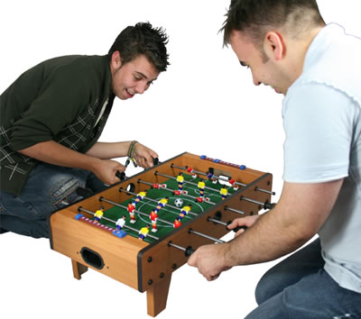 Tabletop Table Football Table