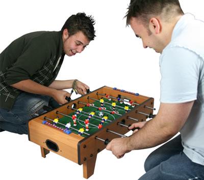 Tabletop Table Football Table