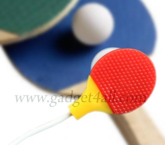 Table Tennis Earphones