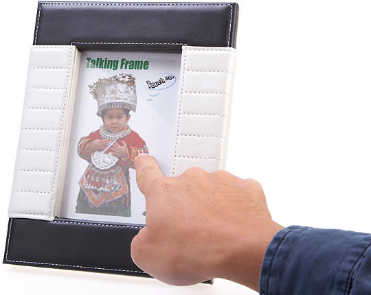 Talking Photo Frame