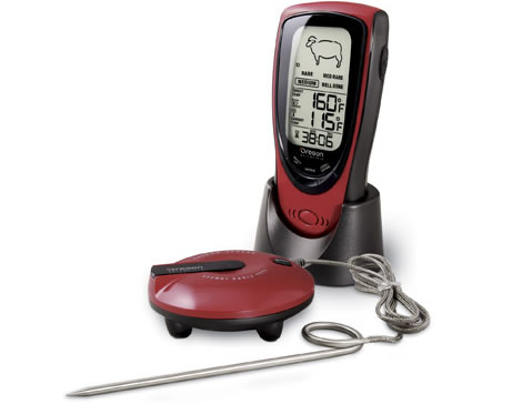 Grill Right Wireless Talking BBQ/Oven Thermometer