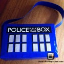 Tardis Duct Tape Bag