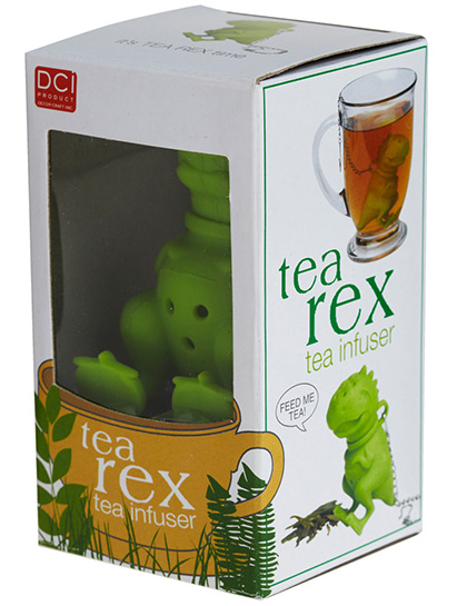 Tea Rex Tea Infuser Box