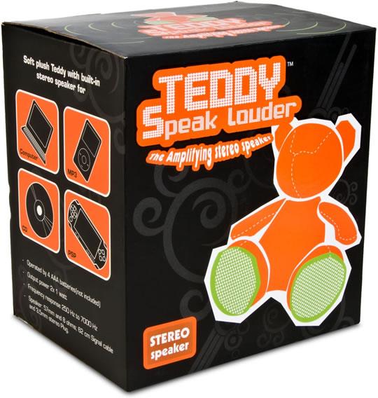 Teddy Speaker