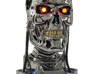 Terminator 2 Judgment Day T-800 1:1 Scale Endoskull Replica